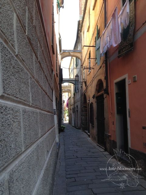 Altstadt von Noli