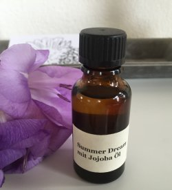 Summer Dream reine Essenzen von Grapefruit, Zeder, Geranium