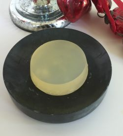 luxurious and moisturizing handmade soap