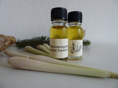 Late Bloomers essential oil lemongrass