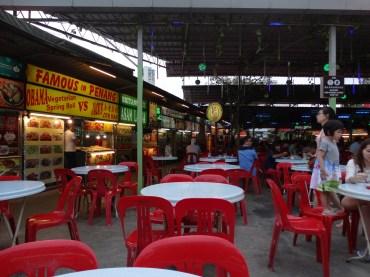 Red Garden food market
