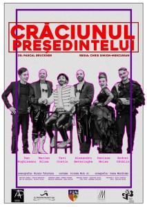 Craciunul Presedintelui - Teatrul Anton Pann din Ramnicu Valcea poster 2