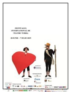 Festivalul International de Teatru Turda 2019 POSTER 2