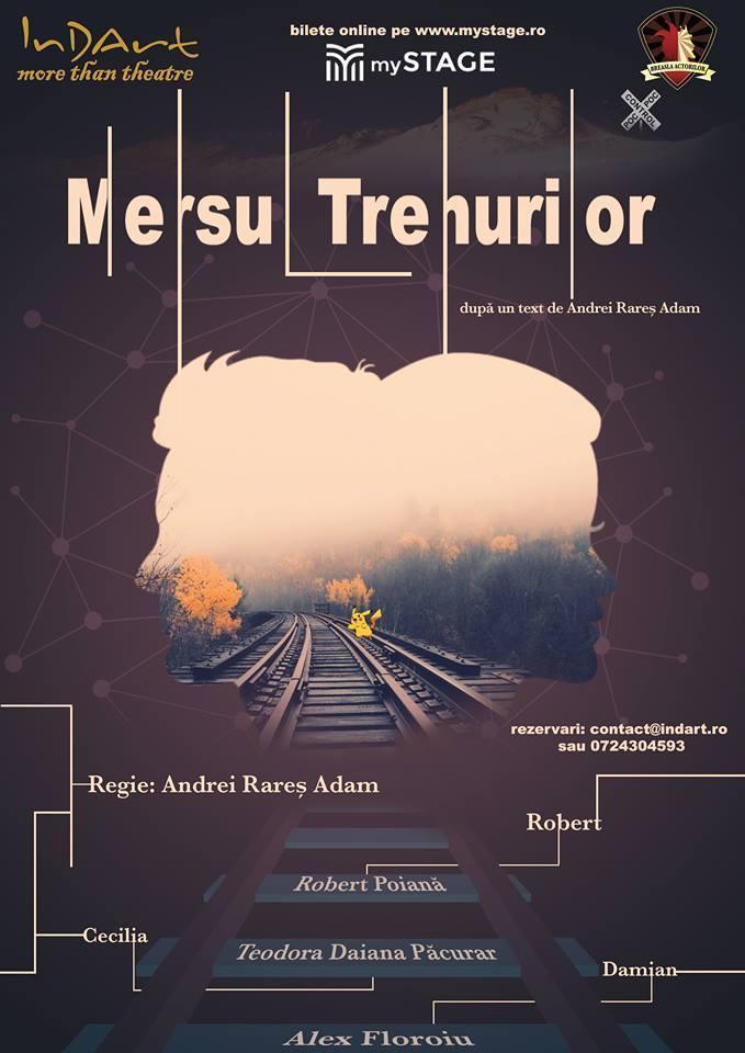 Mersul Trenurilor – Breasla Actorilor – Festivalul InternaTional de Teatru Turda 2019