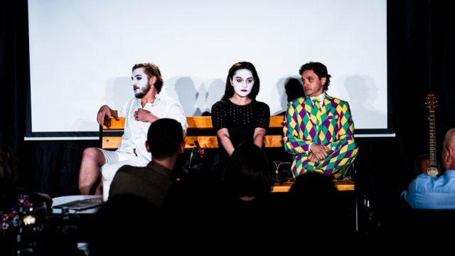 Anti Love Story - Teatrul InCulise