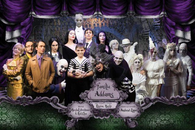 Familia Addams Teatrul Excelsior
