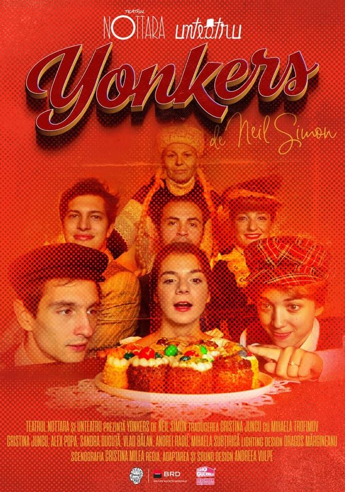 Yonkers - UnTeatru AFIS