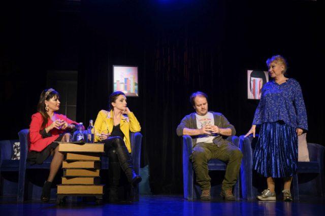 Indiscretii de tranzitie - Teatrul Dramaturgilor Romani