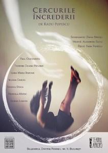 Cercurile increderii - Teatrul Apropo - Fest(in) pe Bulevard 2021