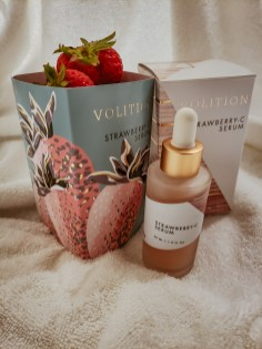 Strawberry C Vitamin C Serum Volition Beauty | Late by Lattes