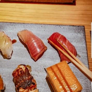 Sushi Etiquette In Japan