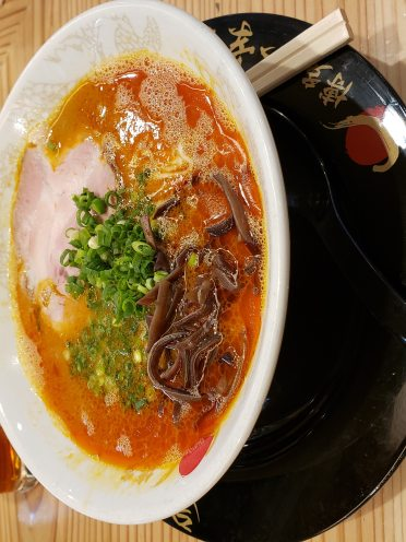 Ramen Shops in Fukuoka Japan