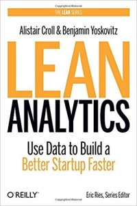 Livre Lean Analytics