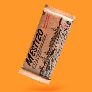 Chocolate con leche 55% con un toque de curcuma
