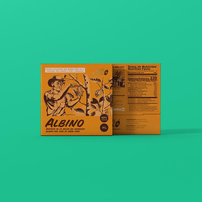 Albino Edición Especial