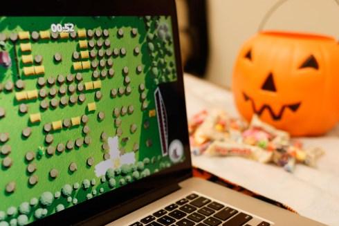 Bomber Barn at Playcrafting Halloween 2018