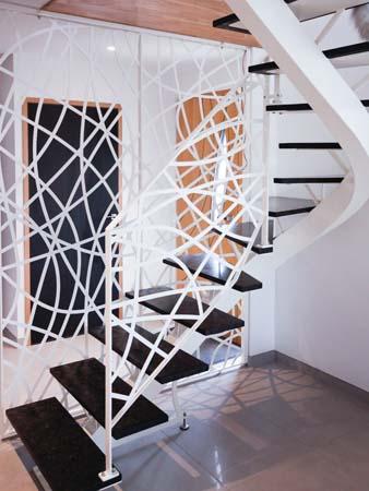 Escalier © L'ATELIER DE PIERRE Quimper
