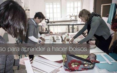 Curso para aprender a hacer bolsos