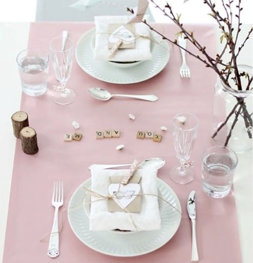 table romantique l atelier cocooning