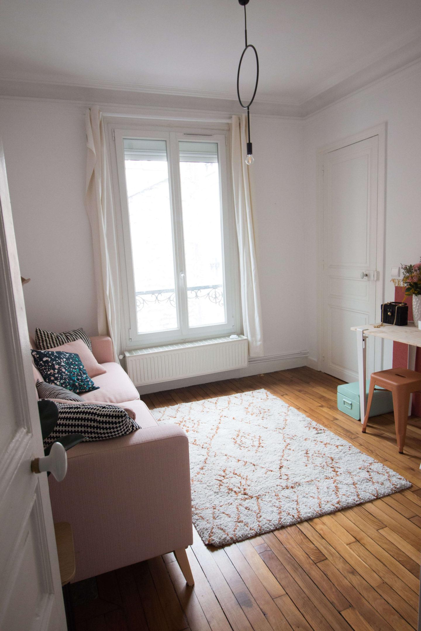 Mon Appartement Le Bureau Chambre Damis LAtelier DAl
