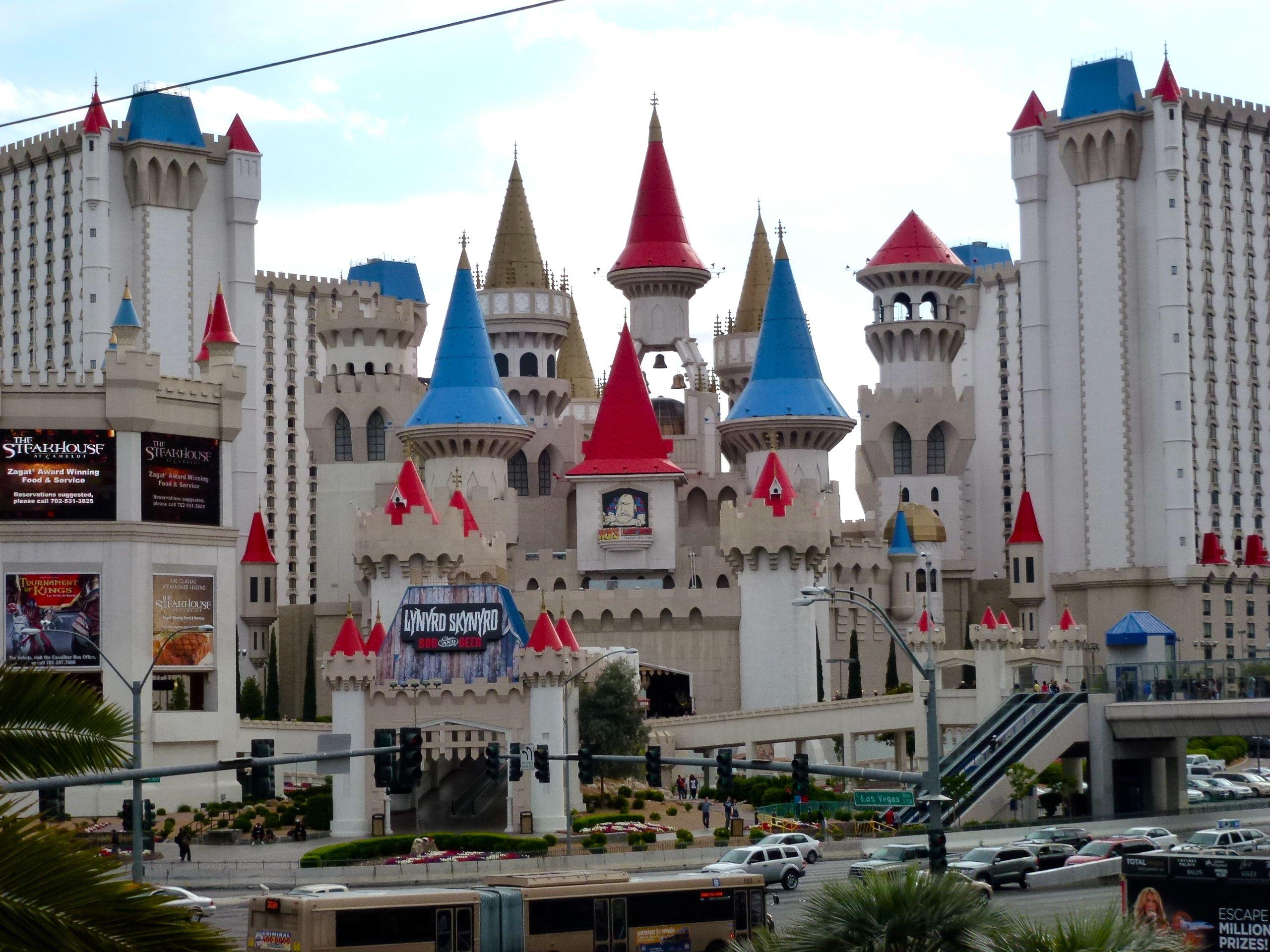 Faboulous Las Vegas Nevada  Le strip  latelier de boljo