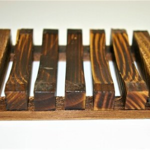 Porte savon bambou 3