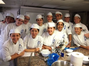 Intensive Basic Patisserie: Group B