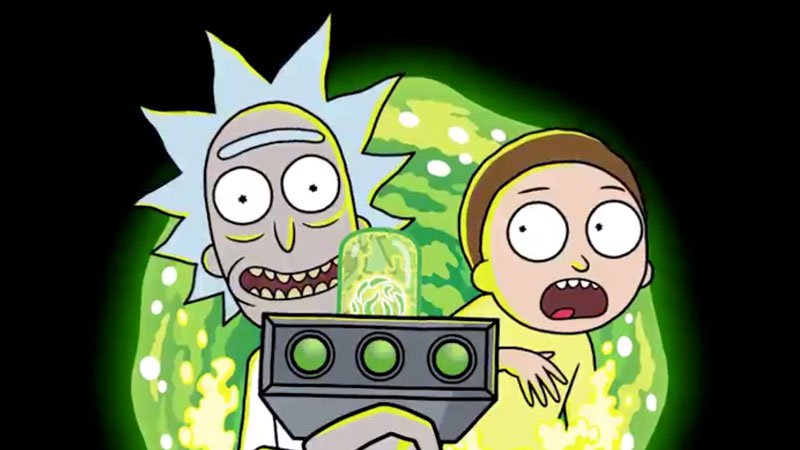 Rick-and-Morty saison 4
