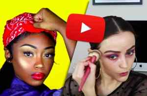 Maquillage youtube