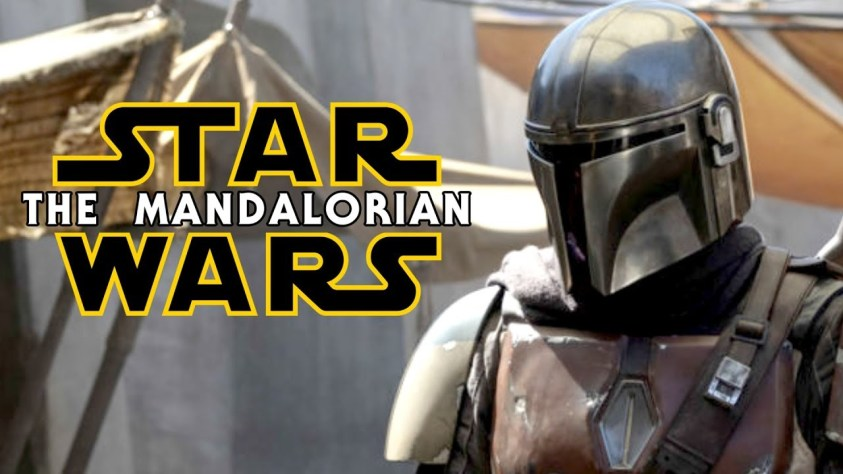 serie Star wars The Mandalorian