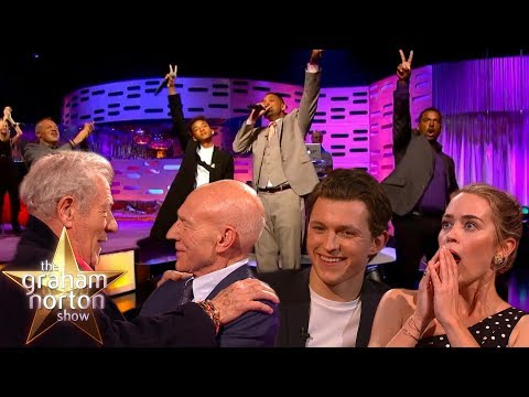 The Best Feel Good Moments On The Graham Norton Show | Part Two - Late Night Feud