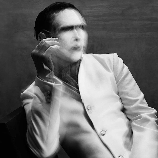 Marilyn Manson — The Pale emperor