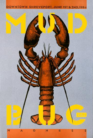 Mudbug Madness poster