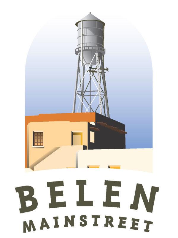 Belen MainStreet logo