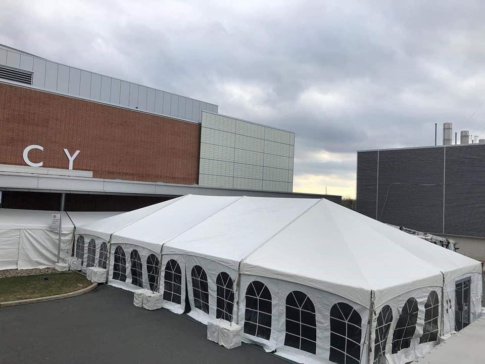 Emergancy Tents for Hospitals