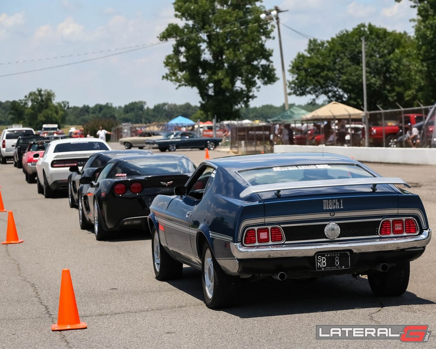 Hot Rod Power Tour 2015 Camaro Galaxy Bel Air Charger HRPT 015 #