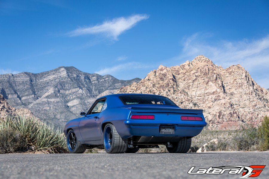 CR1 1969 Camaro Lateral G Pro Touring LS 087