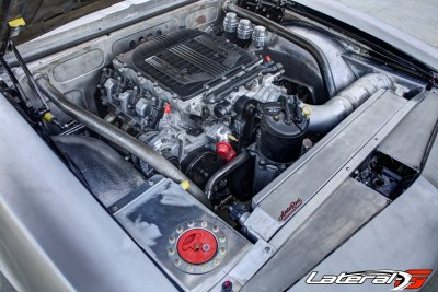LT4 Camaro 1967 Ironworks Speed and Custom 24