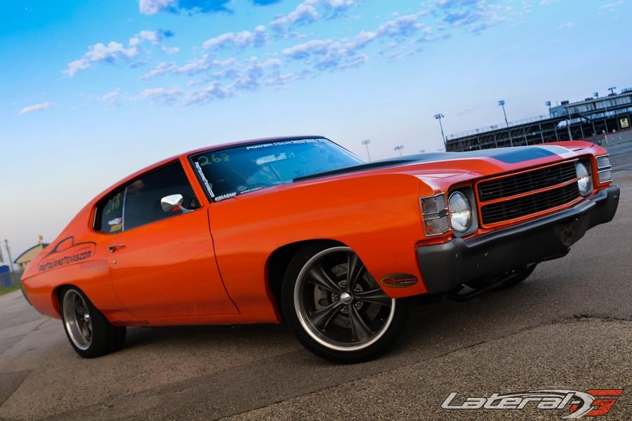 Pro Touring Texas 1971 Chevelle 04