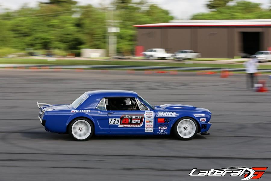 NOLA Motorsports Park Optima USCA 06