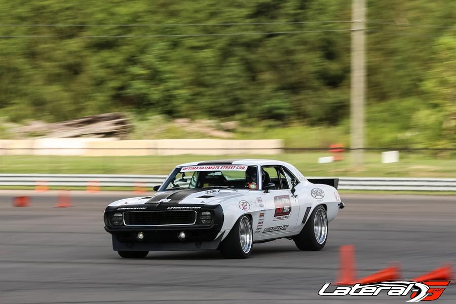 NOLA Motorsports Park Optima USCA 33