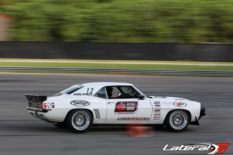 NOLA Motorsports Park Optima USCA 34