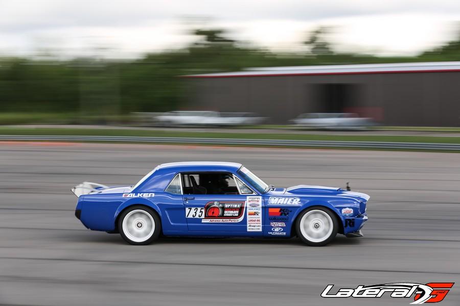 NOLA Motorsports Park Optima USCA 36