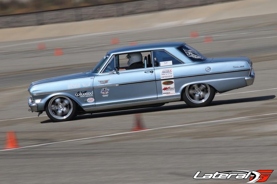 Hotchkis Autocross October NMCA 106