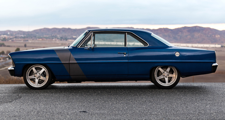 Car Feature: Jeff King's 1967 Nova