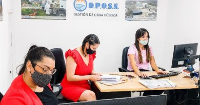 La DPOSS abrió los sobres de la Licitación para la Construcción de Conexiones Domiciliarias de agua y cloaca en Tolhuin
