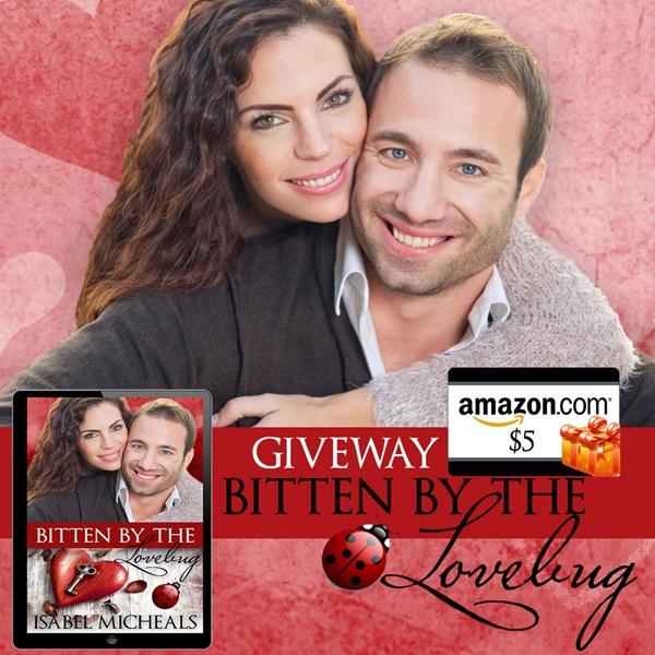 Contest Alert: Bitten by the Lovebug
