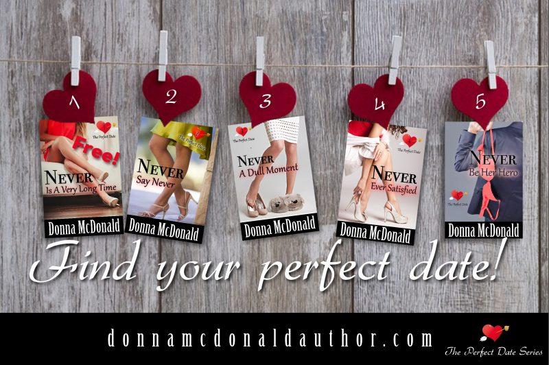 Author Spotlight – Donna McDonald