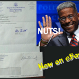 "During his two undeserved years in Congress Congressloon Allen West ought to have followed the rule he used in his letter responding to the Florida Chapter of the Council on American-Islamic Relations' polite appeal to him to cut his ties with well-known anti-Islam extremists. His one-word reply, ""NUTS!"", was a […]"