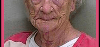 Florida, 2011: A 92-year-old woman